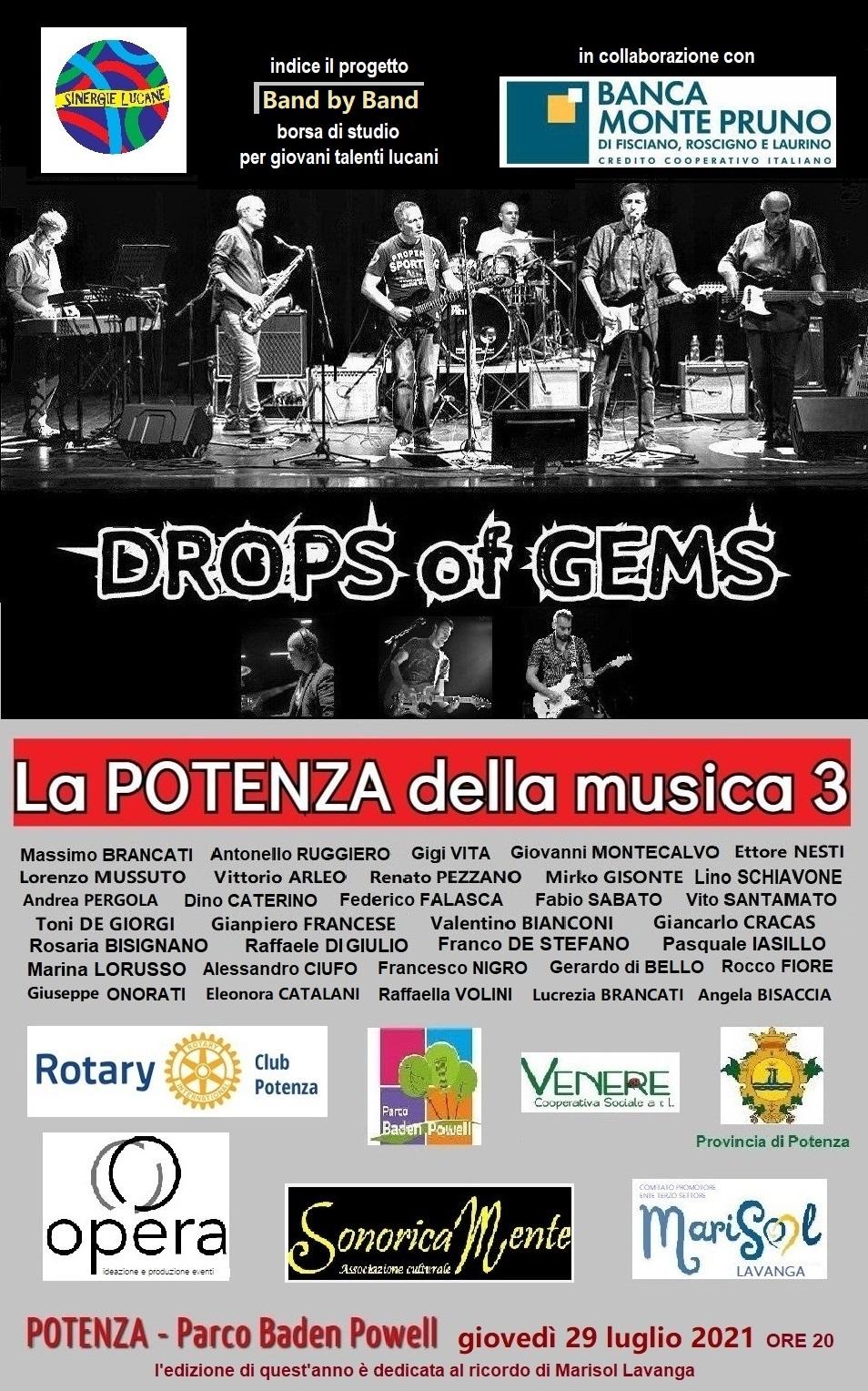Drops of gems (2)